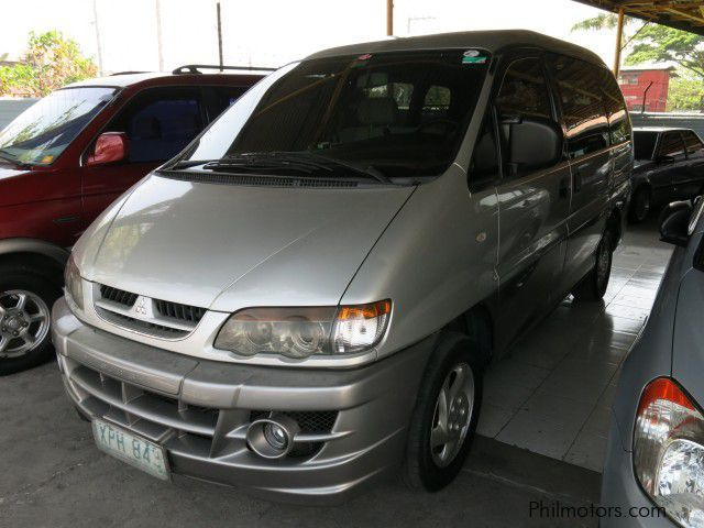 Used Mitsubishi Space Gear for sale in Laguna
