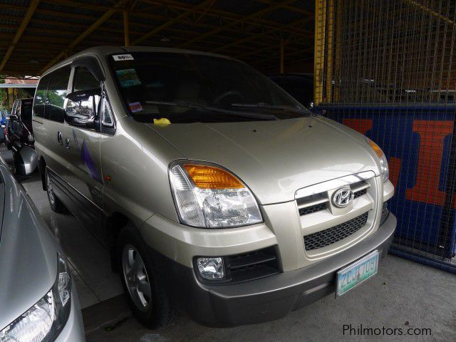 Used Hyundai Starex for sale in Laguna