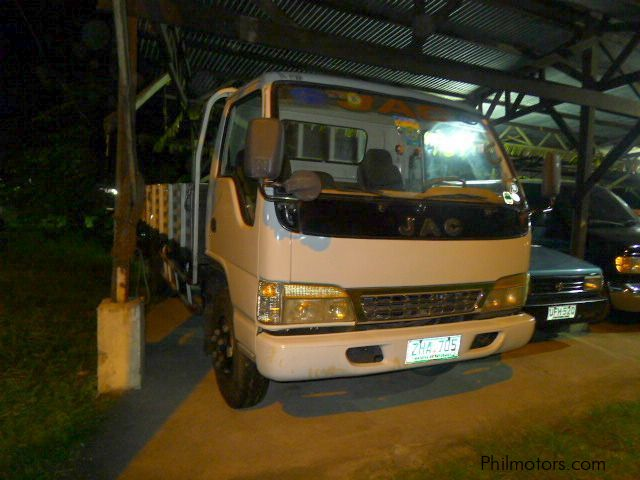 Used JAC Dropside Truck  for sale in Laguna