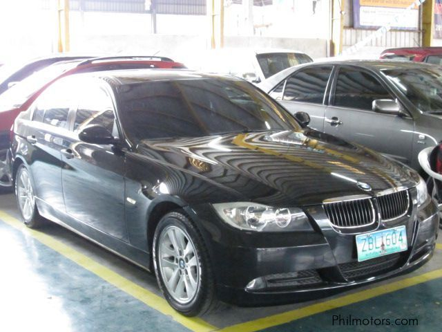 Used BMW 320 i for sale in Quezon City