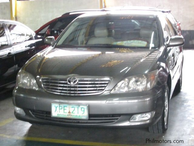Used Toyota Camry V for sale in Quezon City