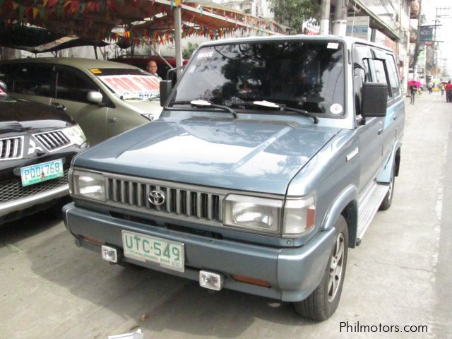 Used Toyota tamaraw FX for sale in Laguna