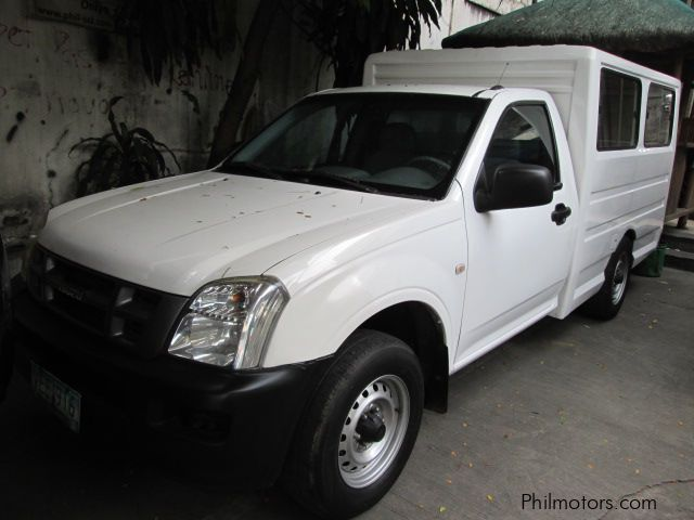 Used Isuzu D-max IPV for sale in Laguna