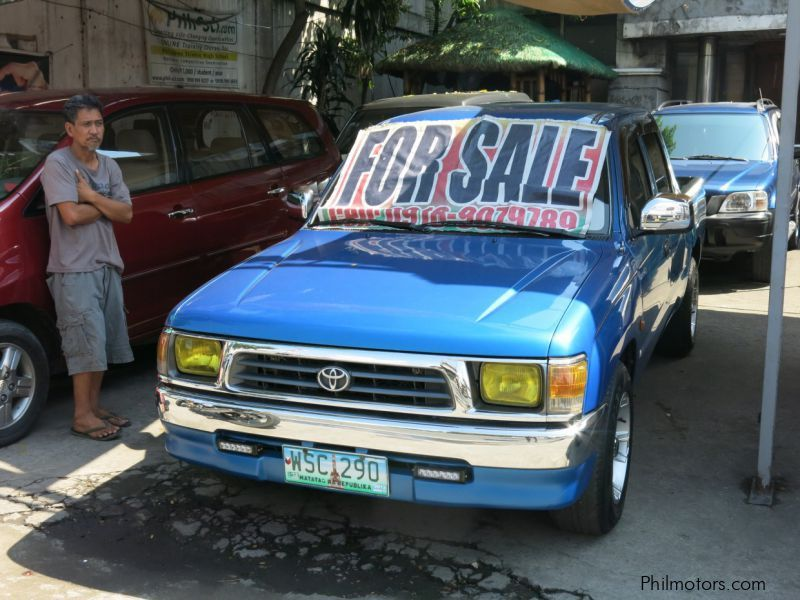 Used Toyota Hilux for sale in Laguna