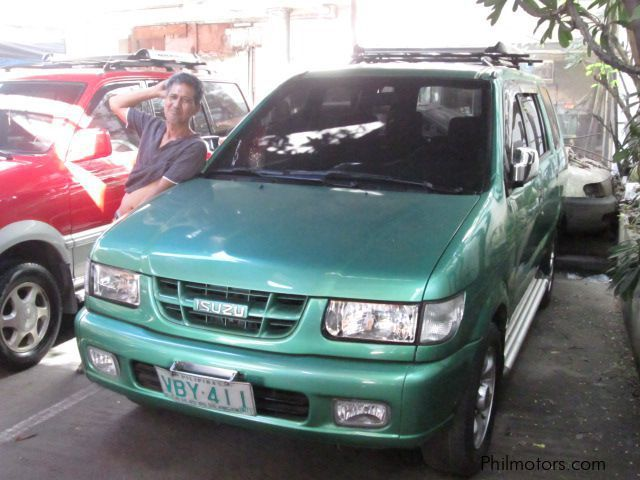 Used Isuzu Crosswind XTO for sale in Laguna