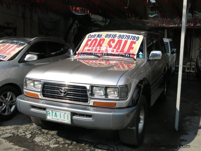 Used Toyota Land Cruiser for sale in Laguna