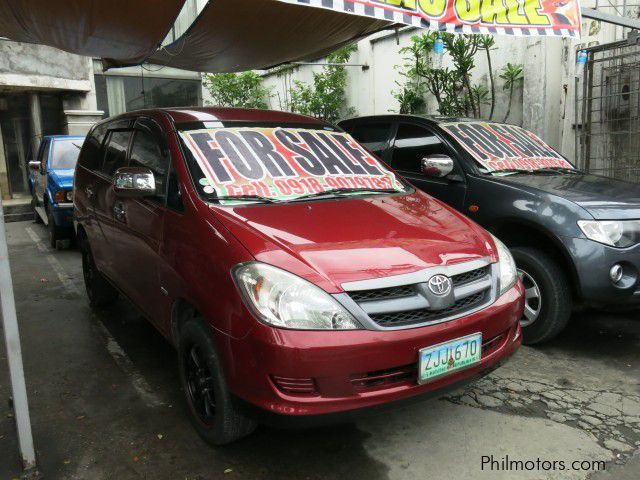 Used Toyota Innova for sale in Laguna