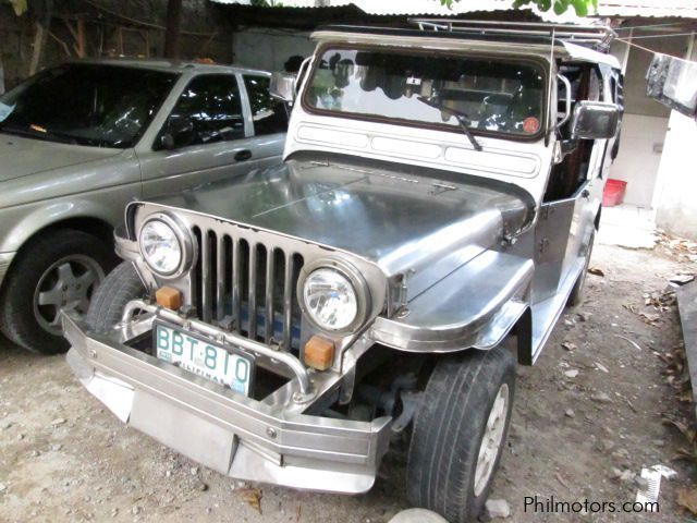 Toyota owner type jeep
