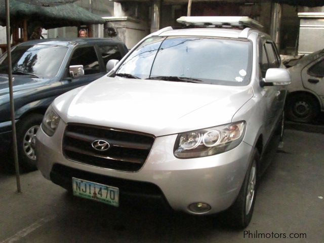 Used Hyundai Santa fe for sale in Laguna