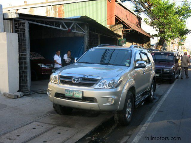 Used Toyota Fortuner for sale in Laguna
