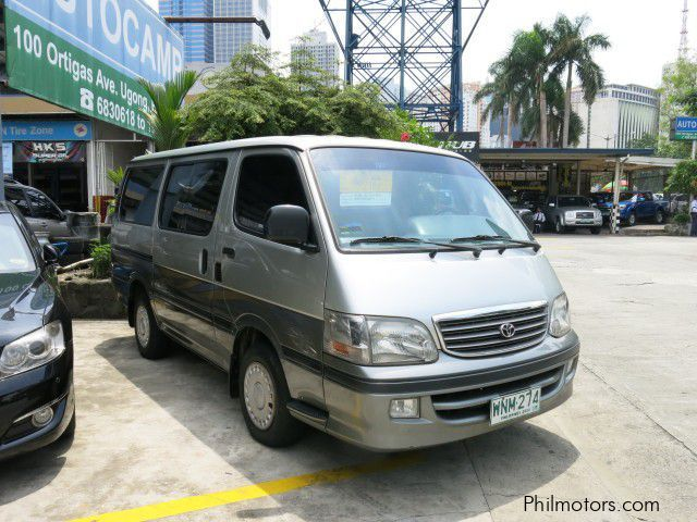 Used Toyota Hiace for sale in Pasig City