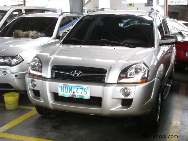 Used Hyundai Tucson for sale in Pasig City