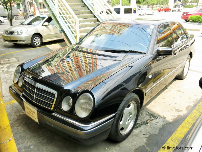Used Mercedes-Benz E230 for sale in Quezon City