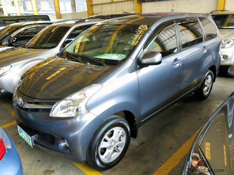 Used Toyota Avanza for sale in Quezon City