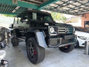 Pre-owned Mercedes-Benz G500 for sale in