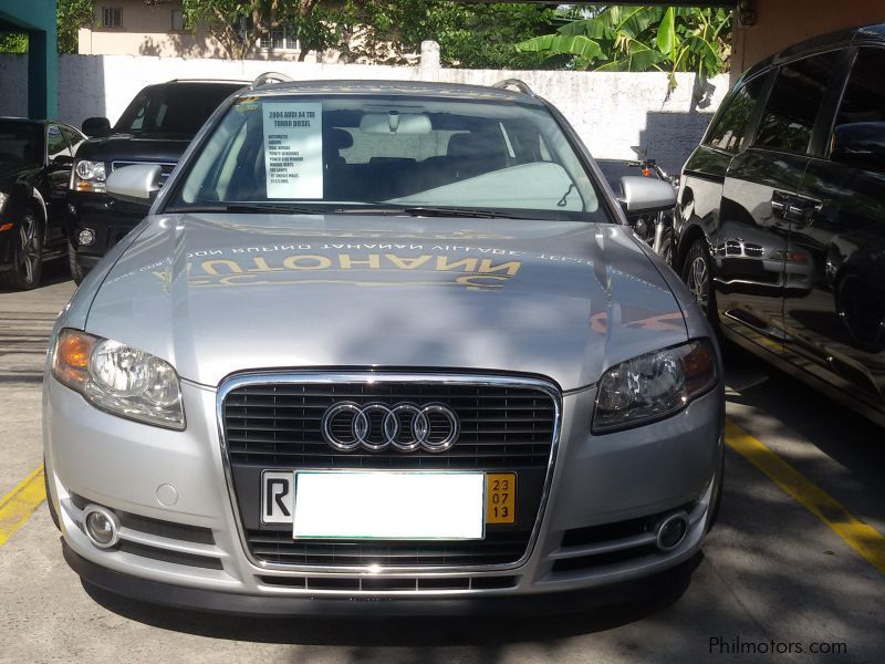 Used Audi A4 TDI for sale in Paranaque City