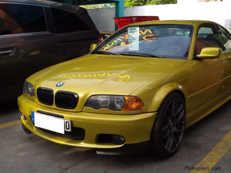 Used BMW 330CI for sale in Paranaque City