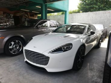 Pre-owned Aston Martin Rapide S 6.0l V12 for sale in