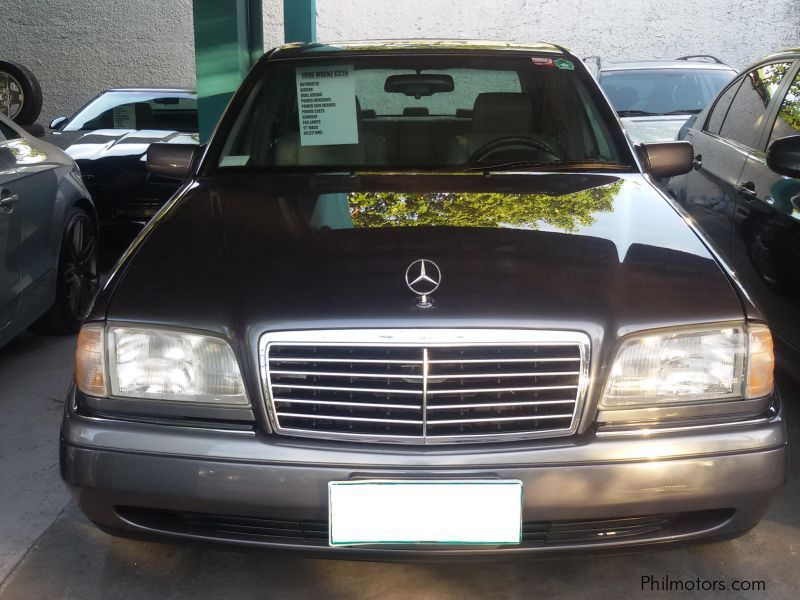 Used Mercedes-Benz C220 for sale in Paranaque City