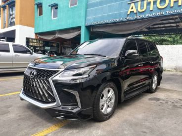 Pre-owned Lexus LX450D Super Sport for sale in