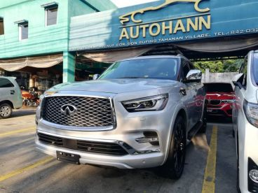 Pre-owned Infiniti QX80 for sale in
