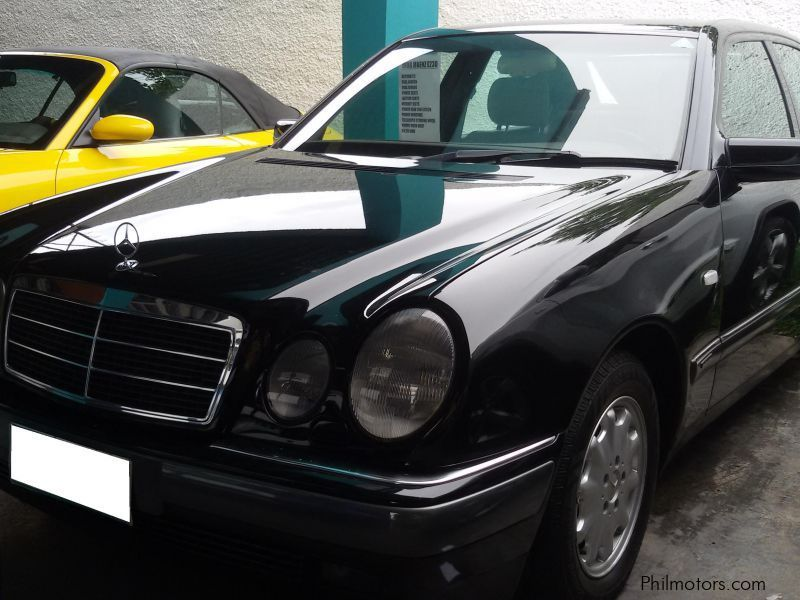 Used Mercedes-Benz E230 for sale in Paranaque City
