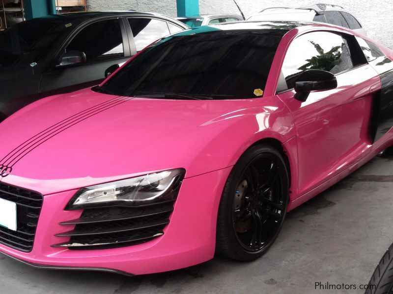 Used Audi R8 V8 for sale in Paranaque City