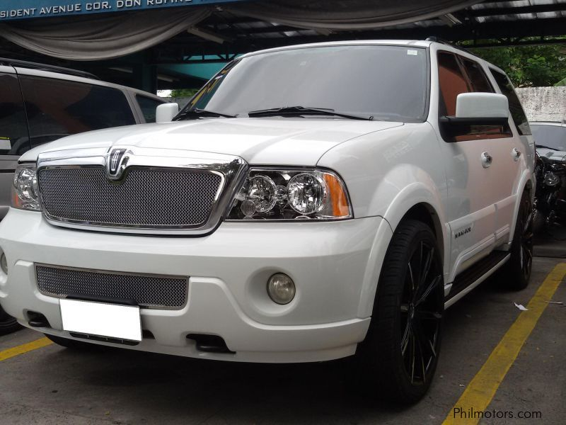 Used Lincoln Navigator for sale in Paranaque City