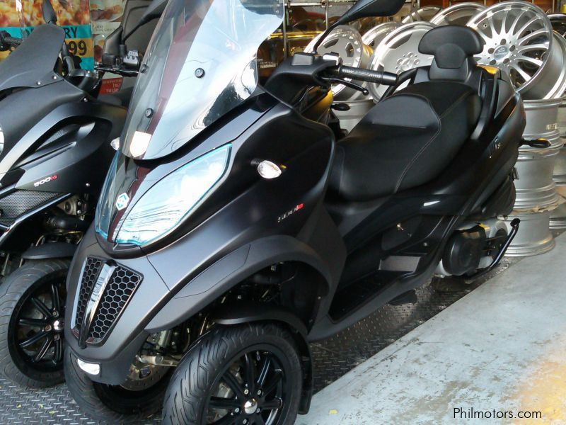 Used Piaggio MP3 500cc for sale in Paranaque City