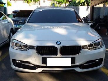 Pre-owned BMW 320D for sale in
