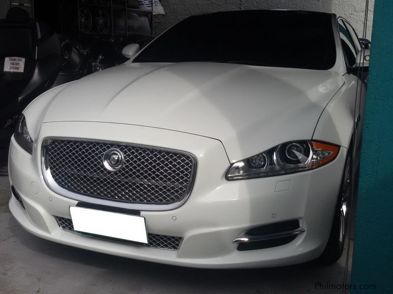 Used Jaguar XJ Superchaged L Portfolio for sale in Paranaque City