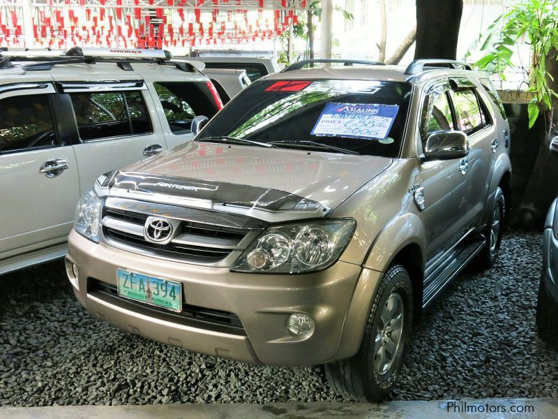 Used Toyota Fortuner for sale in Pasay City