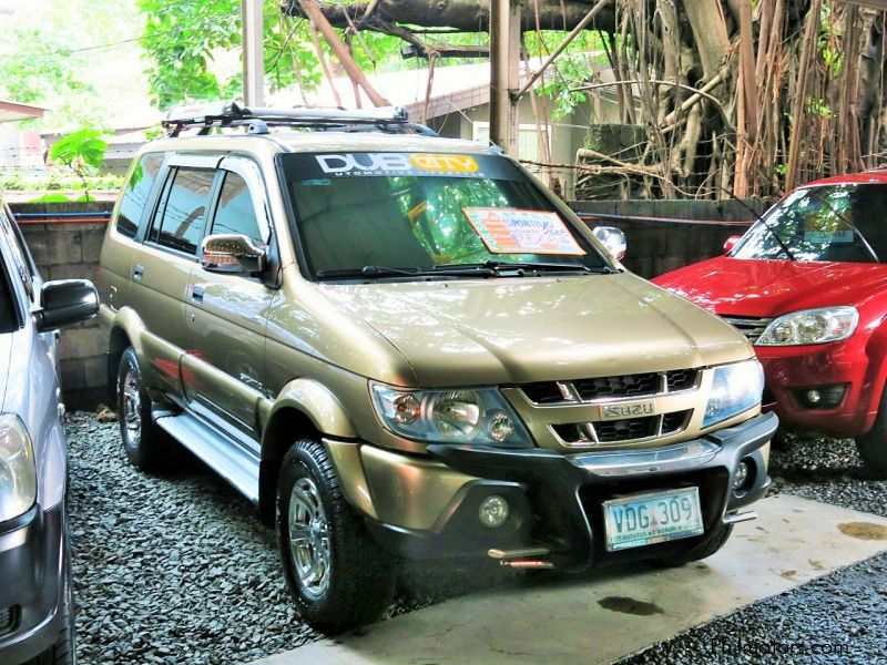 Used Isuzu Sportivo for sale in Pasay City