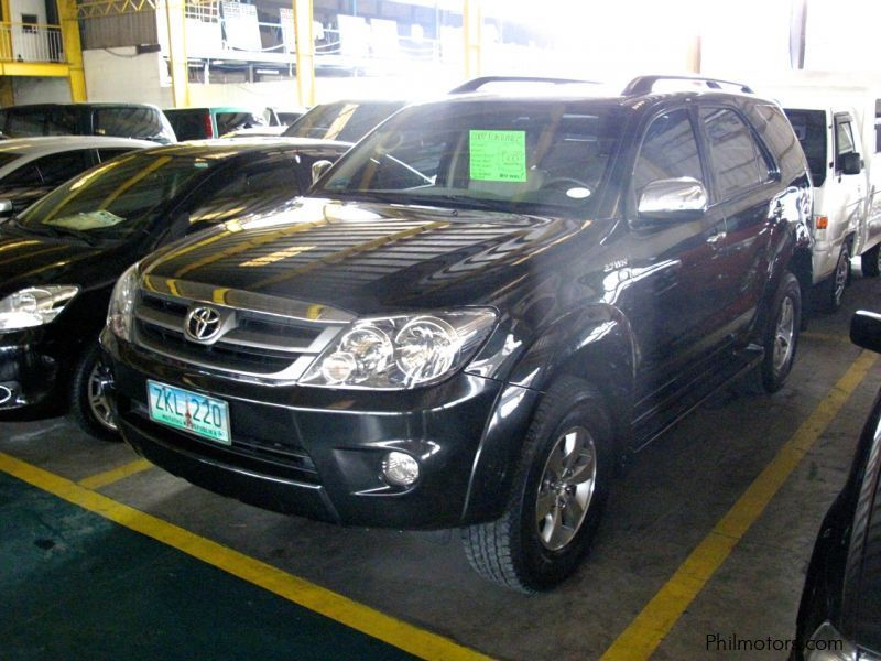 Used Toyota Fortuner VVTi for sale in Quezon