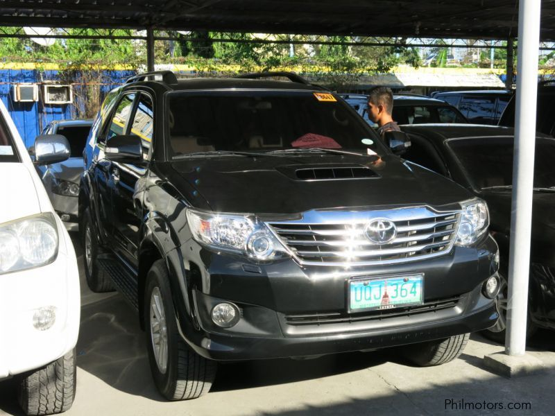Used Toyota Fortuner G 2.5 A/T for sale in Pasay City