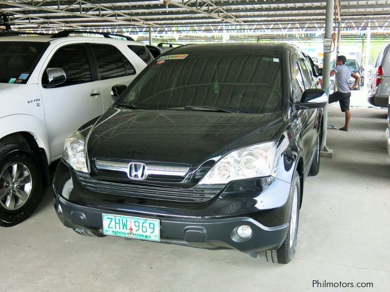 Used Honda CR-V for sale in Pasay City