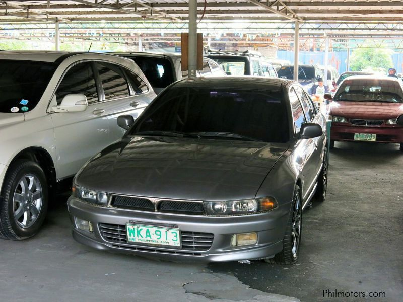 Used Mitsubishi Galant for sale in Pasay City