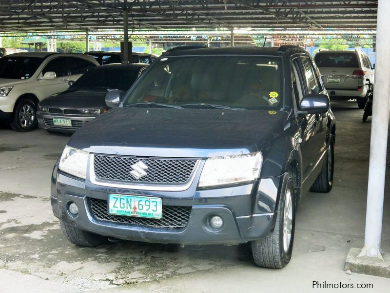 Used Suzuki Grand Vitara for sale in Pasay City