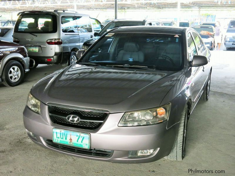 Used Hyundai Sonata for sale in Pasay City