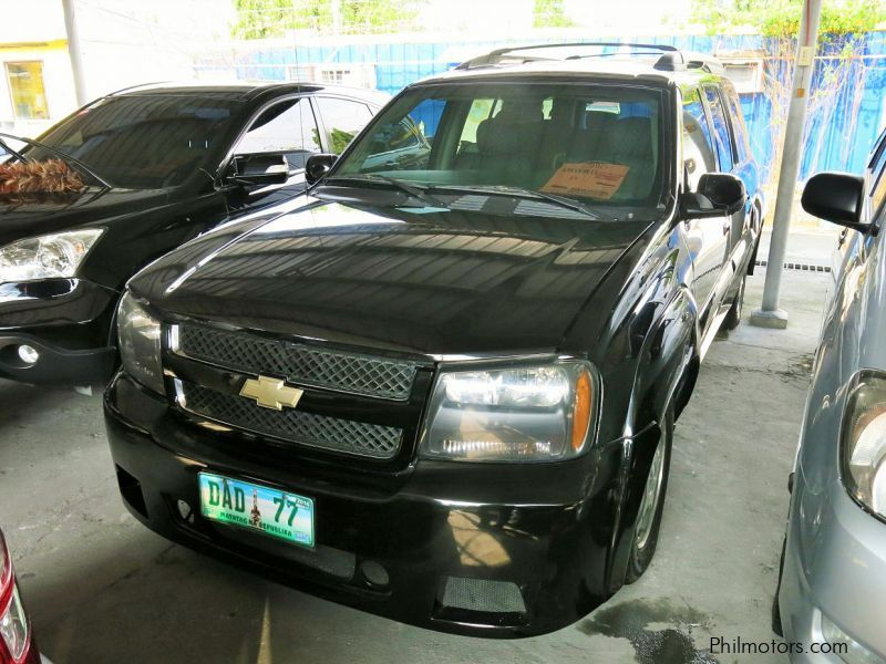 Used Chevrolet Trailblazer for sale in Pasay City
