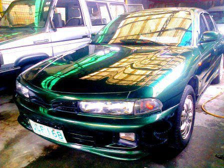 Used Mitsubishi Galant VR4 for sale in Quezon City