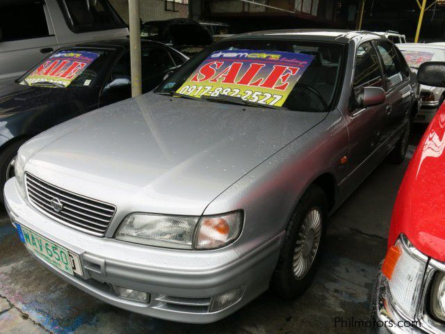 Used Nissan Cefiro for sale in Quezon City