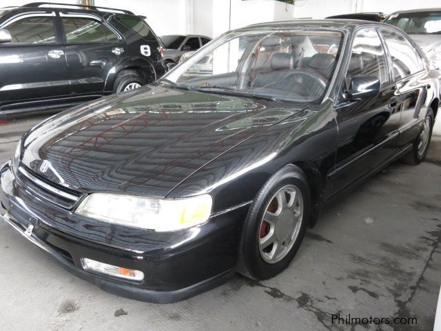 Used Honda Accord for sale in Quezon City