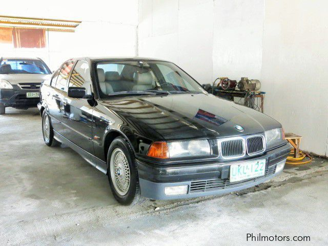 Used BMW 320i for sale in Quezon City