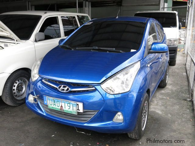 Used Hyundai Eon for sale in Quezon City