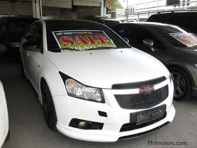 Used Chevrolet Cruze for sale in Quezon City