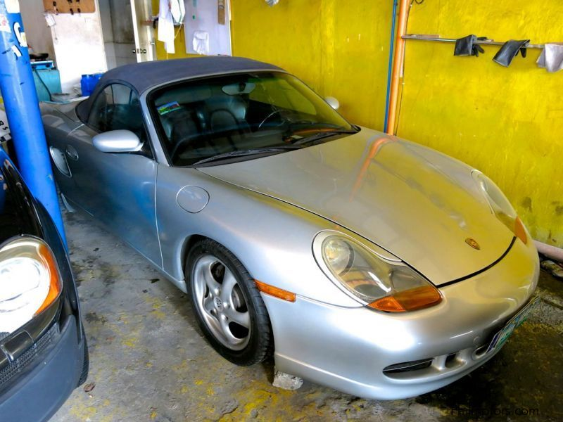 Used Porsche Boxster S for sale in Quezon City