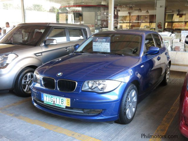 Used BMW 118i for sale in Pasig City