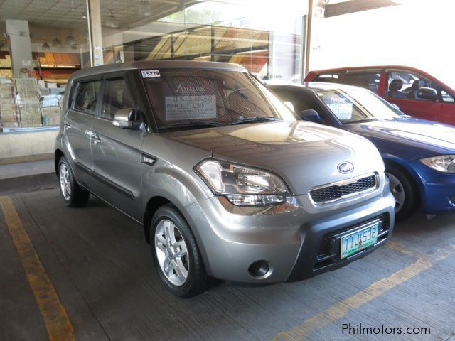 Used Kia Soul for sale in Pasig City