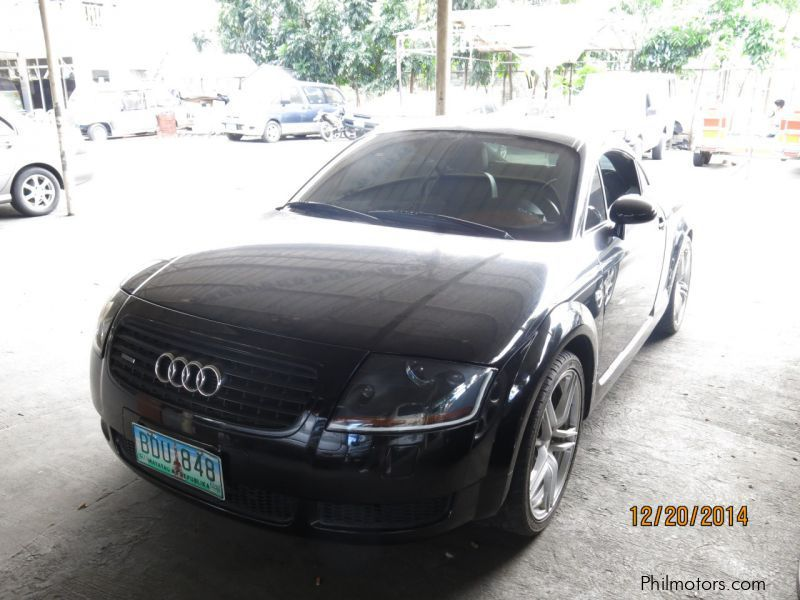 Used Audi TT for sale in Quezon City